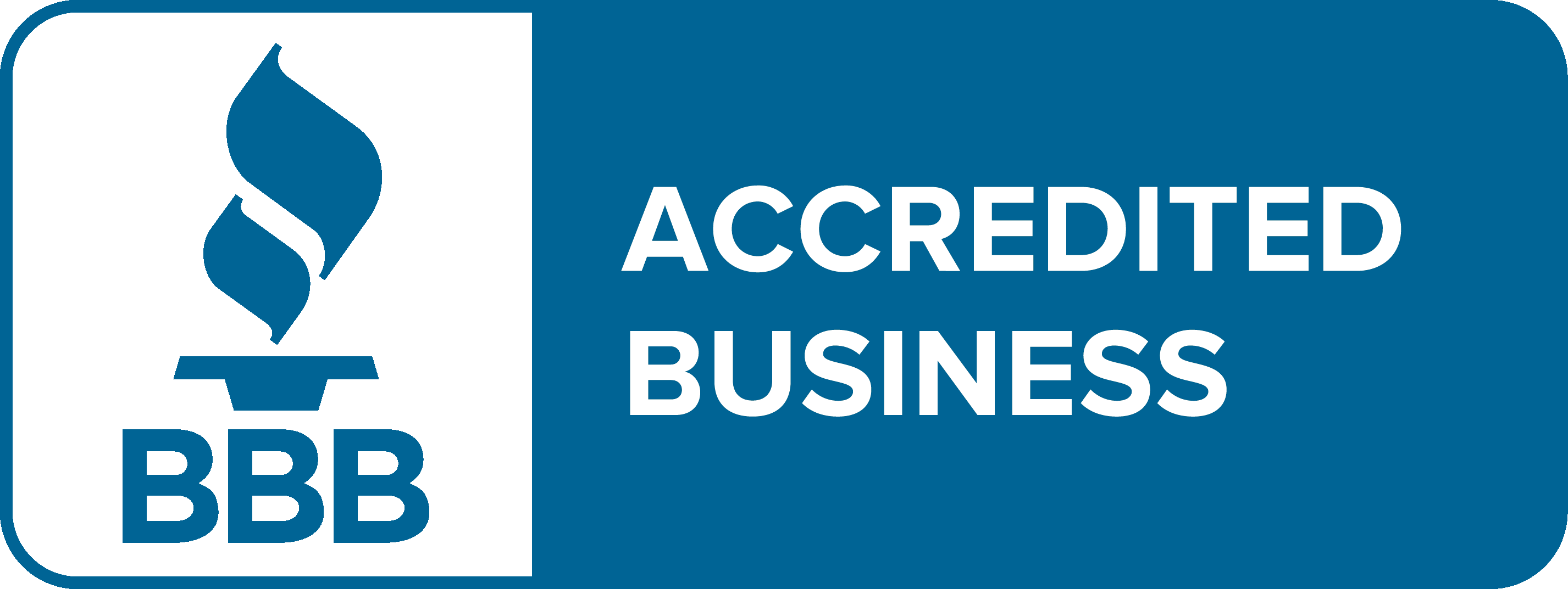 BBB Accredited Business Logo Horizontal